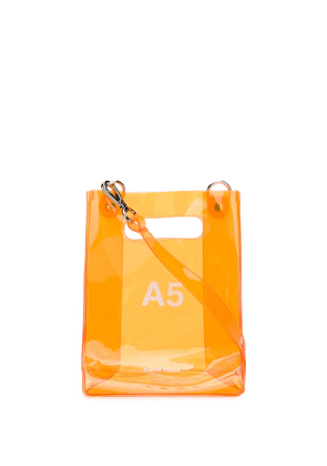 Nana-Nana A5 shoulder bag - Orange
