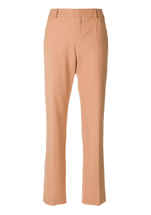 Chloé bootcut tailored trousers - Pink