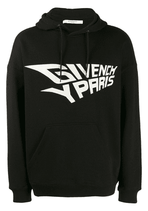 Givenchy Extreme logo hoodie - Black