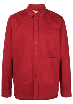Aspesi Worker shirt - Red