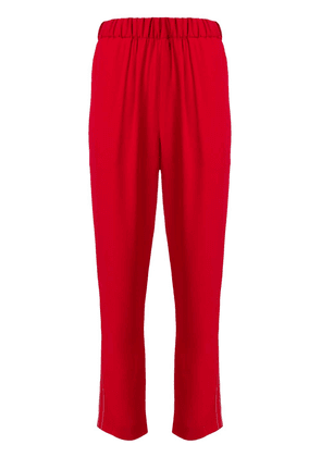 Marni track pants - Red
