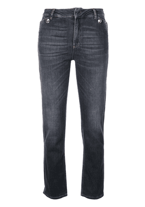 Dorothee Schumacher cropped jeans - Blue