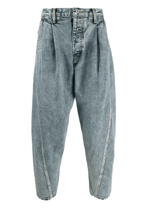 Doublet tapered jeans - Blue