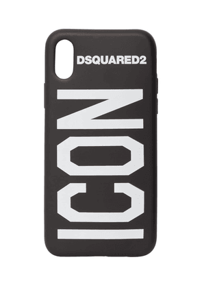 Icon Rubber Iphone X Case