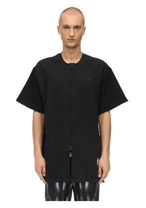 F.o.g Cotton Warm-up Top
