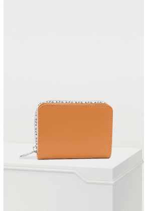 Emanuelle small leather wallet