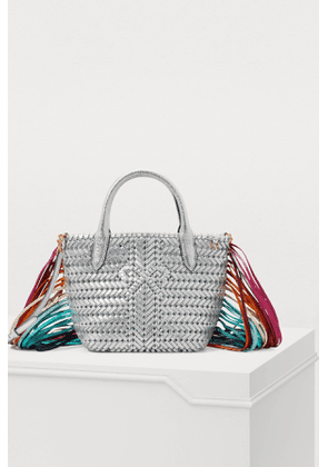 Neeson tote bag with fringe
