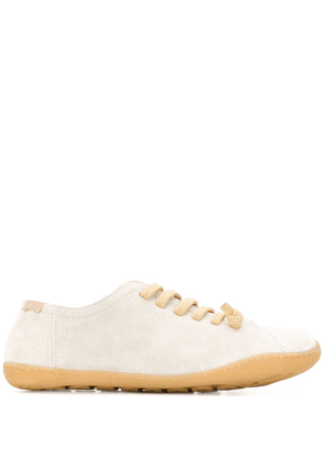 Camper flat lace-up sneakers - Neutrals