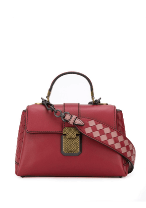 Bottega Veneta Piazza shoulder bag - Red