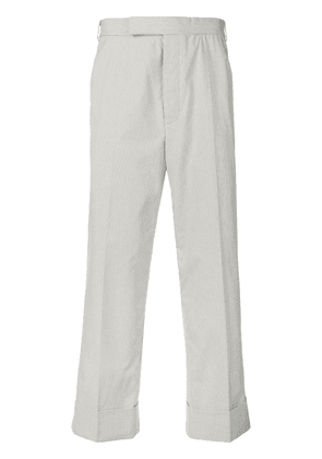 Thom Browne Pincord Sack Trouser - Grey