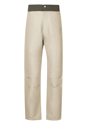 Ex Infinitas Essential Substances tailored trousers - Brown