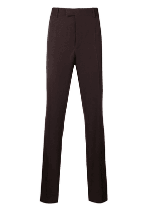 Calvin Klein 205W39nyc side stripe tailored trousers - Purple