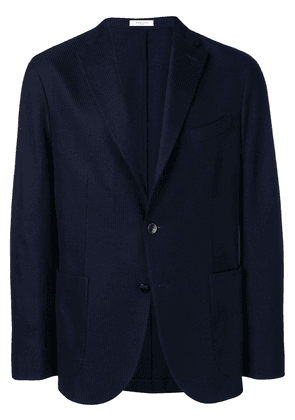 Boglioli classic single-breasted blazer - Blue