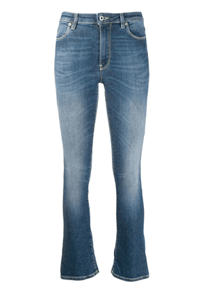 Dondup light-wash fitted jeans - Blue