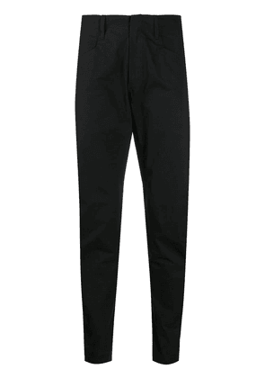 Arc'teryx Veilance tapered tailored trousers - Black