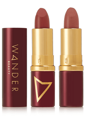Wander Beauty - Wanderout Dual Lipstick - Front Row/ Socialite