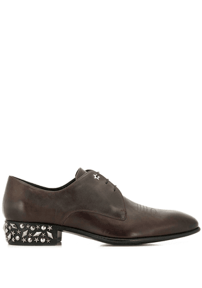 Jimmy Choo Jackson lace-up shoes - Brown