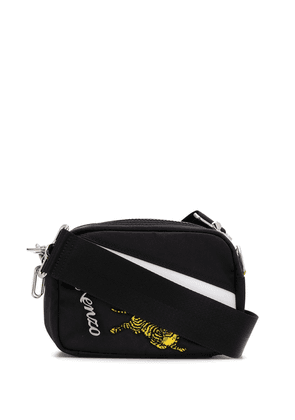 Kenzo shell shoulder bag - Black