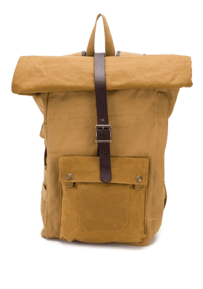 Filson roll-top backpack - Brown