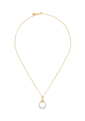 V Jewellery Bianca Pendant necklace - Gold