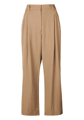 3.1 Phillip Lim loose fit trousers - Brown
