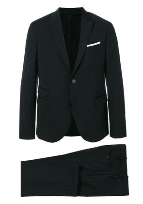 Neil Barrett two piece suit - Black
