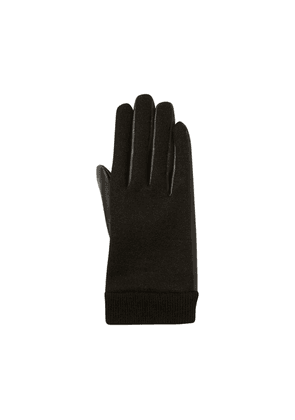 Mazz Black Gloves
