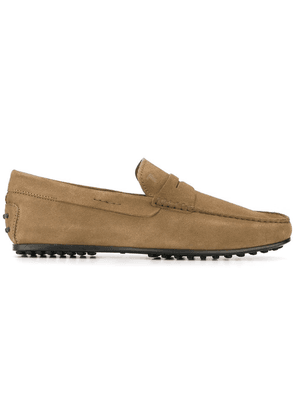 Tod's classic loafers - Neutrals