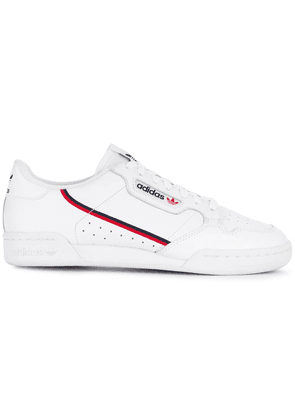 Adidas Continental 80 Rascal sneakers - White