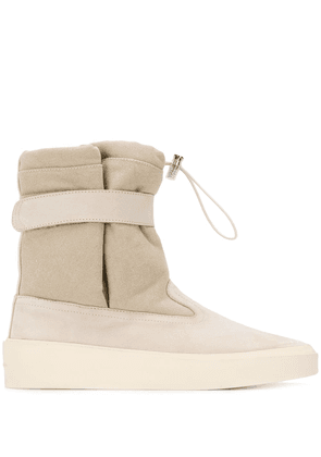 Fear Of God contrast snow boots - Neutrals