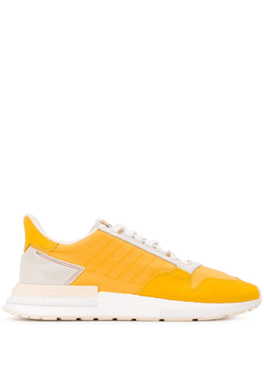Adidas stitching detail sneakers - Yellow