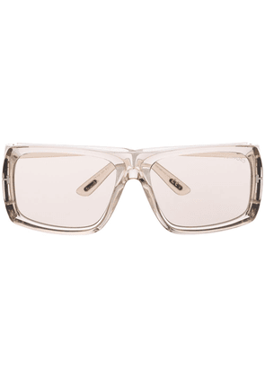 Tom Ford Eyewear Rizzo sunglasses - Neutrals