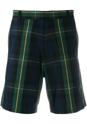 Rowing Blazers plaid tailored shorts - Green