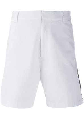 Rowing Blazers side-stripe tailored shorts - White