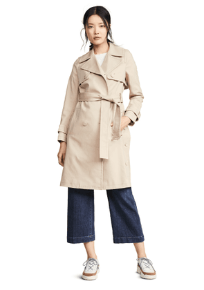 Club Monaco Janney Trench Coat