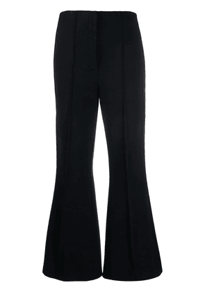 Dorothee Schumacher flared trousers - Black
