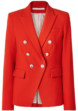 Veronica Beard - Miller Dickey Cady Jacket - Red