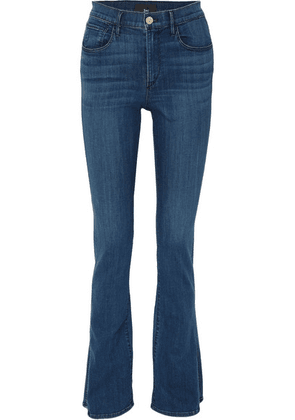 3x1 - High-rise Flared Jeans - Blue