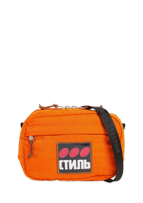 Ctnmb Patch Nylon Camera Bag