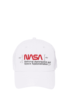 Nasa Embroidered Tech Baseball Hat