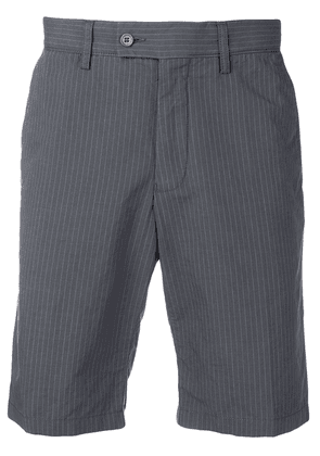 Aspesi tailored striped shorts - Grey