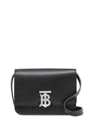 Mini Tb Leather Shoulder Bag