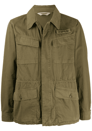 Aspesi military jacket - Green