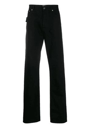 Bottega Veneta straight leg jeans - Black
