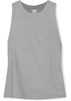 We/Me - The Foundation Stretch-jersey Tank - Gray
