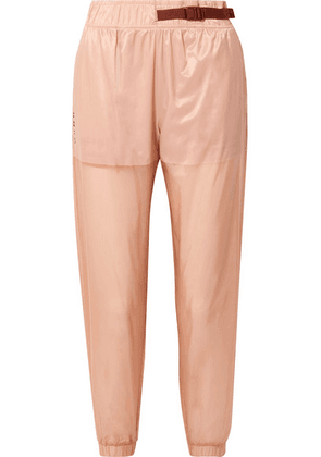 Nike - Tech Pack Belted Shell Track Pants - Antique rose