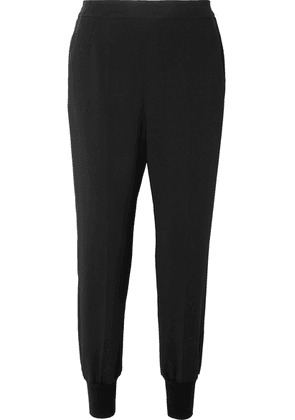 Stella McCartney - Julia Stretch-cady Track Pants - Black