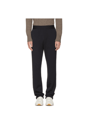 Bottega Veneta Navy Sporty Lounge Pants