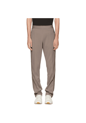Bottega Veneta Brown Track Pants