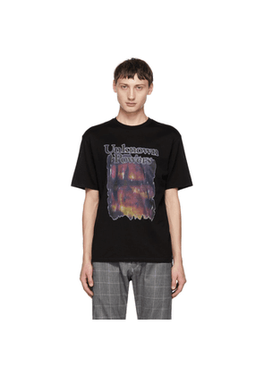 Christian Dada Black 'Unknown Powers' T-Shirt